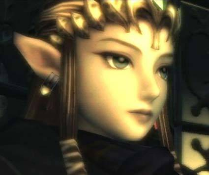 Princess Zelda, Twilight Princess