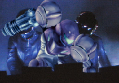 Samus and Daft Punk