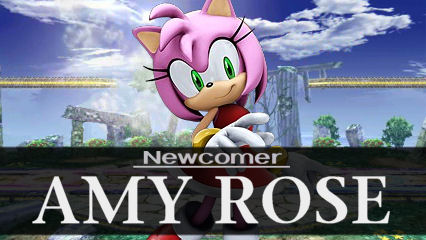 Newcomer: Amy Rose