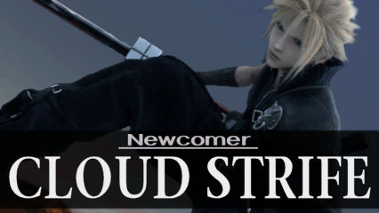 Newcomer: Cloud Strife