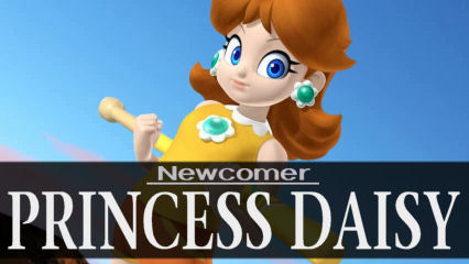 Newcomer: Princess Daisy