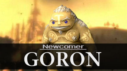 [Newcomer non officiel] Goron, la créature mi-homme mi-pierre Goron2ssbb