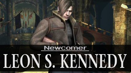 Newcomer: Leon S. Kennedy