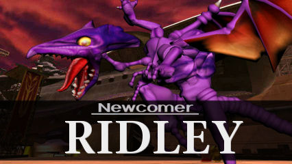 Newcomer: Ridley