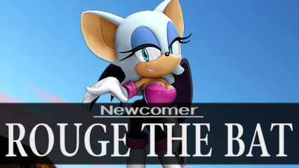 Newcomer: Rouge the Bat