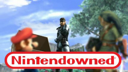Snake in SSBB - Nintendowned (without text)